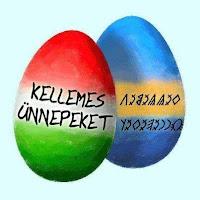 Áldott Húsvéti Ünnepeket