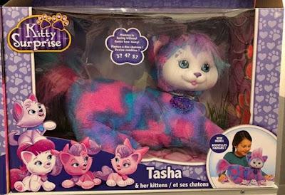 Красотка Таша (Tasha Kitty Surprise)
