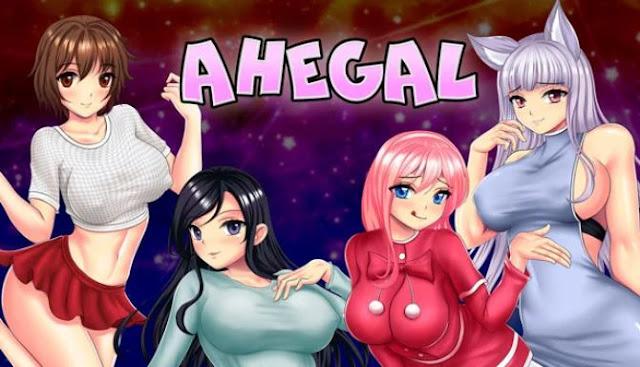 visual novel ahegal free download