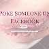 How do I poke somebody on Facebook - Poke Someone On FB