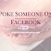 Poke Someone On Facebook | How do I poke somebody on FB?