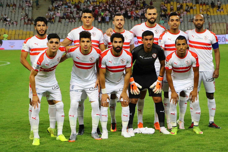 نتيجة مباراة الزمالك ونادي مصر بتاريخ 06-10-2019 الدوري المصري