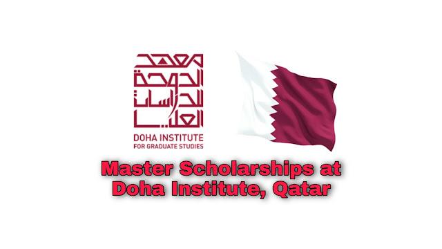 Master Scholarships at Doha Institute, Qatar