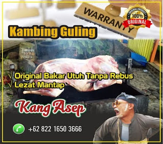 Jasa Kambing Guling Bandung, kambing guling bandung, kambing guling