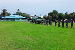47 Personil Satgas TMMD tiba di Makodim Boven Digoel