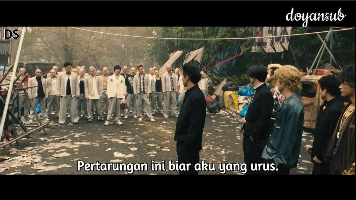 High & Low The Worst Movie Sub Indo - Doyansub