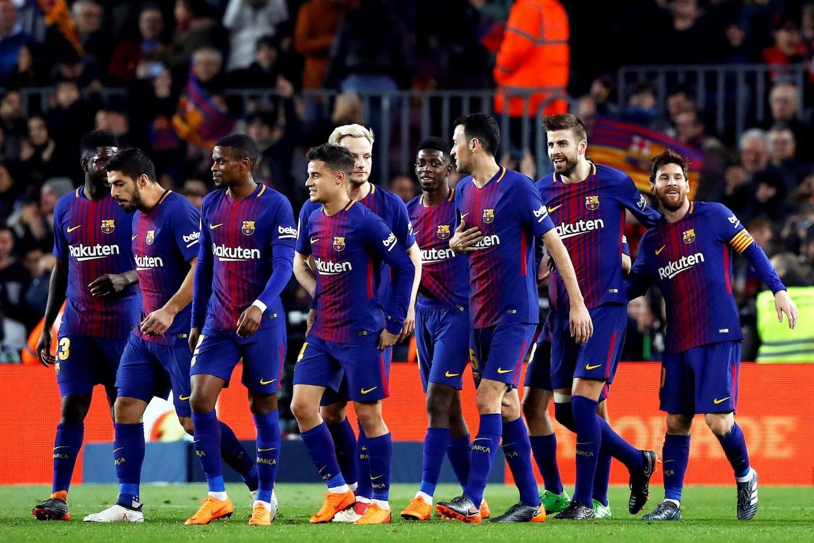 نتيجة مباراة برشلونة وفيسيل كوبي بتاريخ 27-07-2019 مباراة ودية