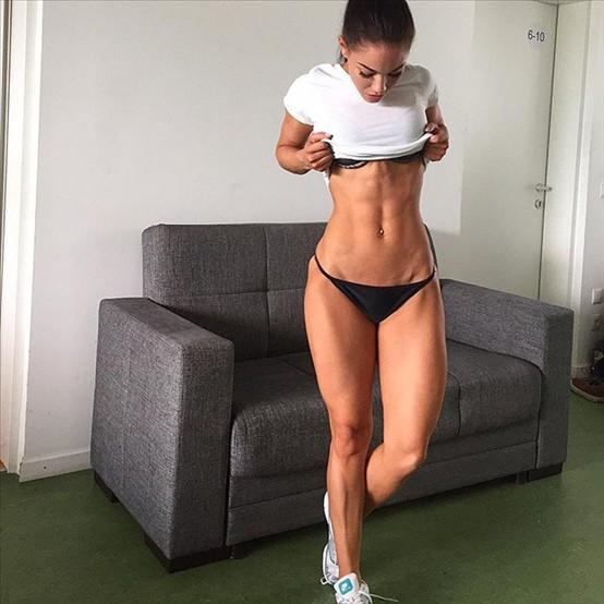 Fitness STEPHANIE DAVIS Instagram