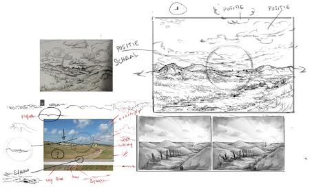 landschap tekenen,thumbnails tekenen,environment tekenen,natuur tekenen,environment game art tekenen,bomen tekenen,planten tekenen