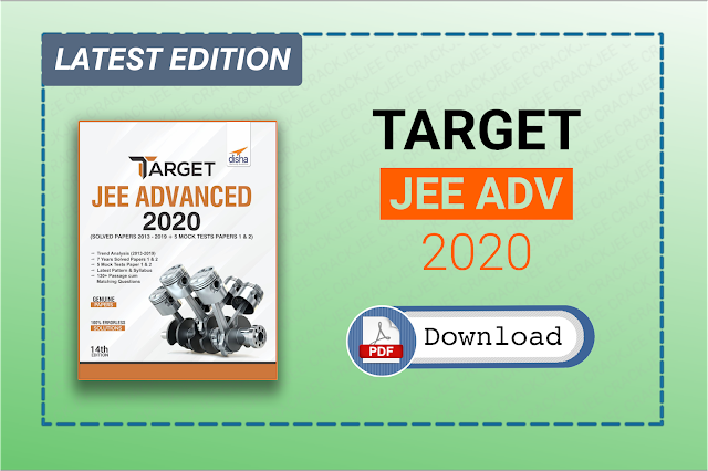 Download Disha Target JEE Advanced 2021 ebook Pdf