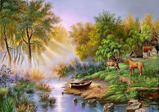 प्रकृति से सीख