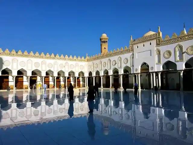 مساجد القاهرة  4 مساجد اثرية في مصر