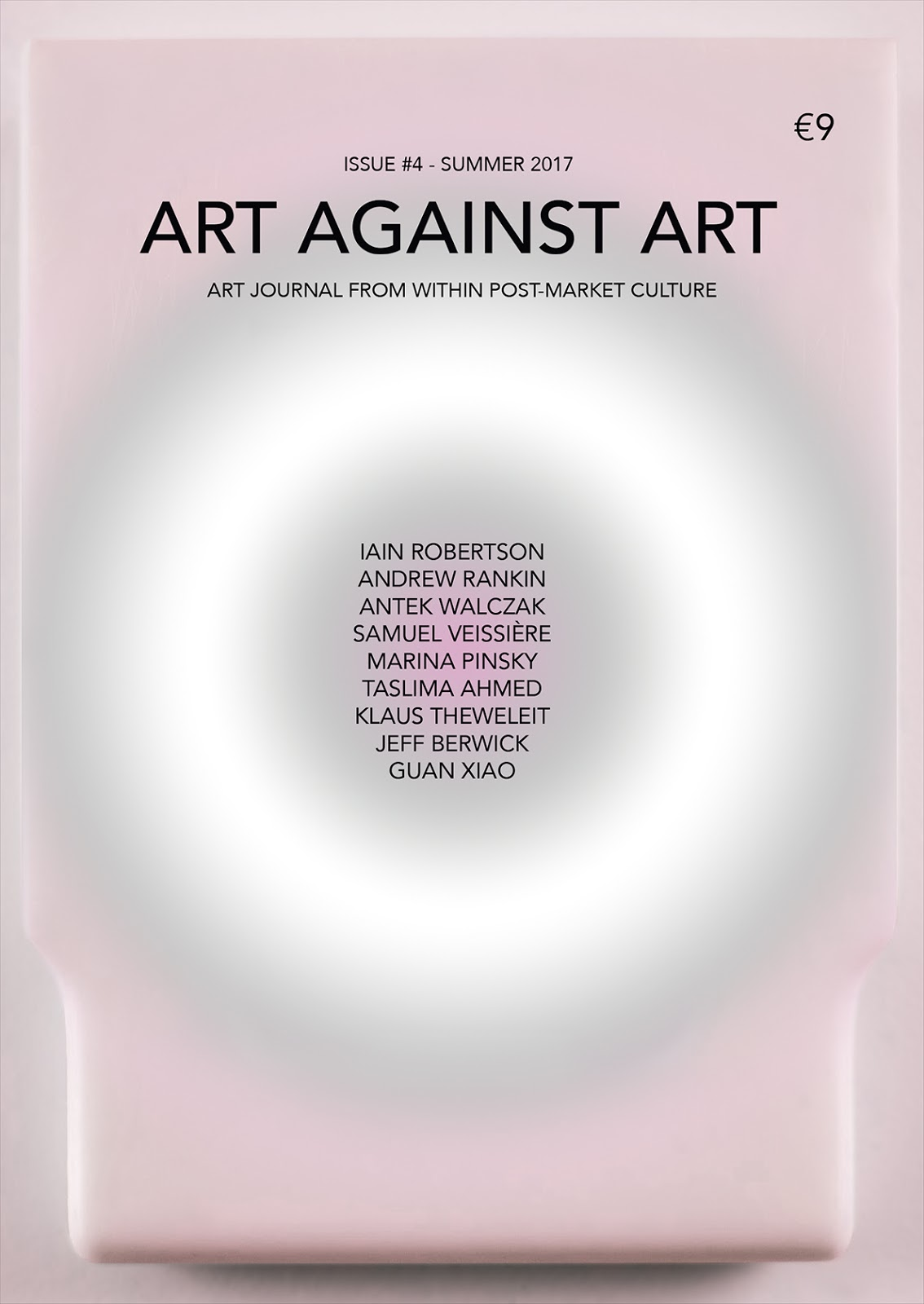 ART AGAINST ART Issue #4