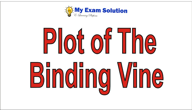 Plot of The Binding Vine