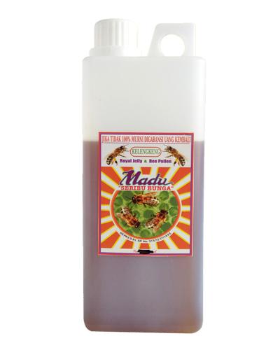 Madu Kelengkeng Royal Jelly