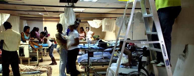 Chocó noticia por muerte de 11 niños indígenas contagiados con malaria