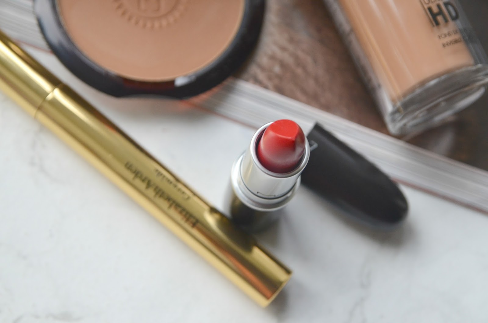 mac elizabeth arden summer bronze transitional haul