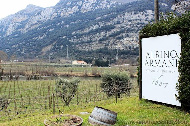 Albino Armani winery