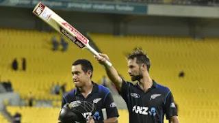 New Zealand vs Pakistan 1st ODI 2015 Highlights