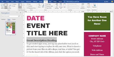 Microsoft Office 2016 Full Update Desember 2018 Geratis Seumur Hidup