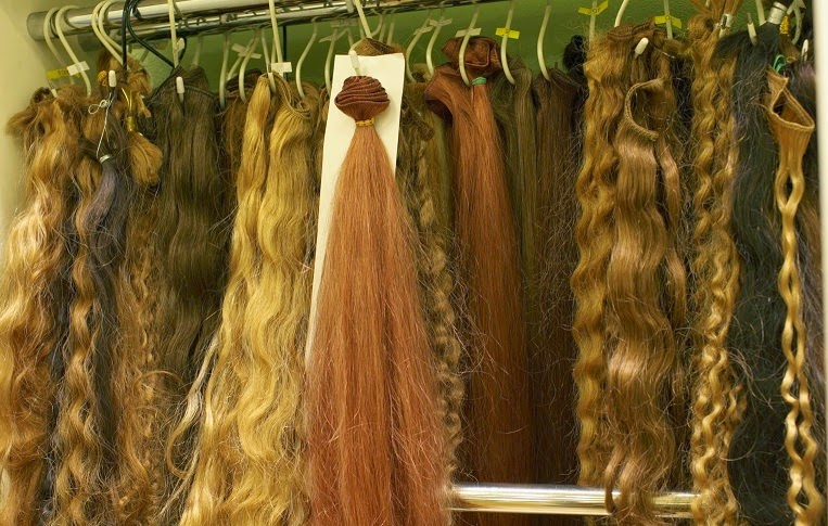 types of hair extension