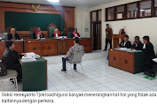 Terjadi Di Yogyakarta, Terdakwa Penghina Wartawan Dituntut 5 Bulan Penjara