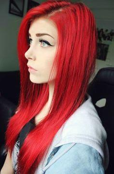 Model Warna Rambut  Terbaru Untuk Remaja
