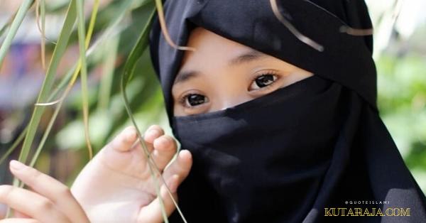 cewek niqab