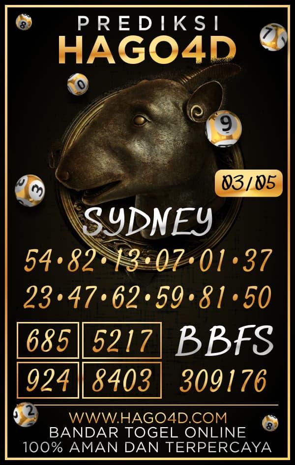 Hago4D - Rumus Togel Sydney