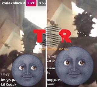Kodak Black Shows D*** Smegma