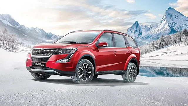xuv 500 images