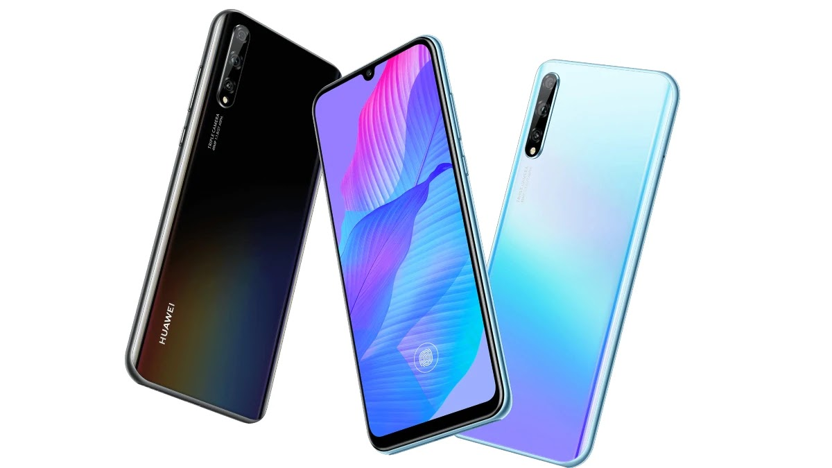 Huawei Y8p launched with tripal rear cameras, these are the features
