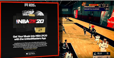 NBA 2K20, Songs, Soundtrack List