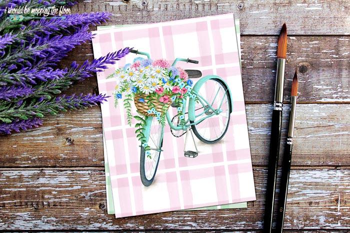 Bicycle Printable
