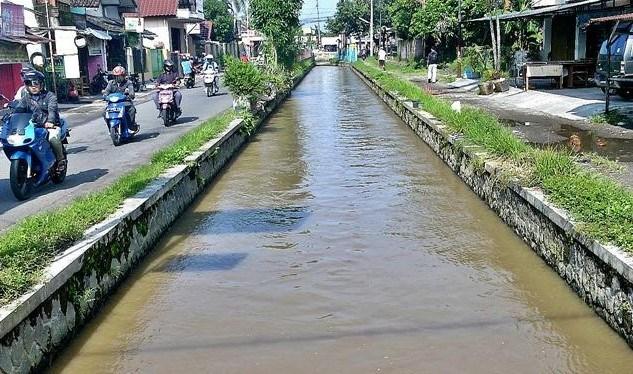 Mitos Selokan mataram Yogyakarta