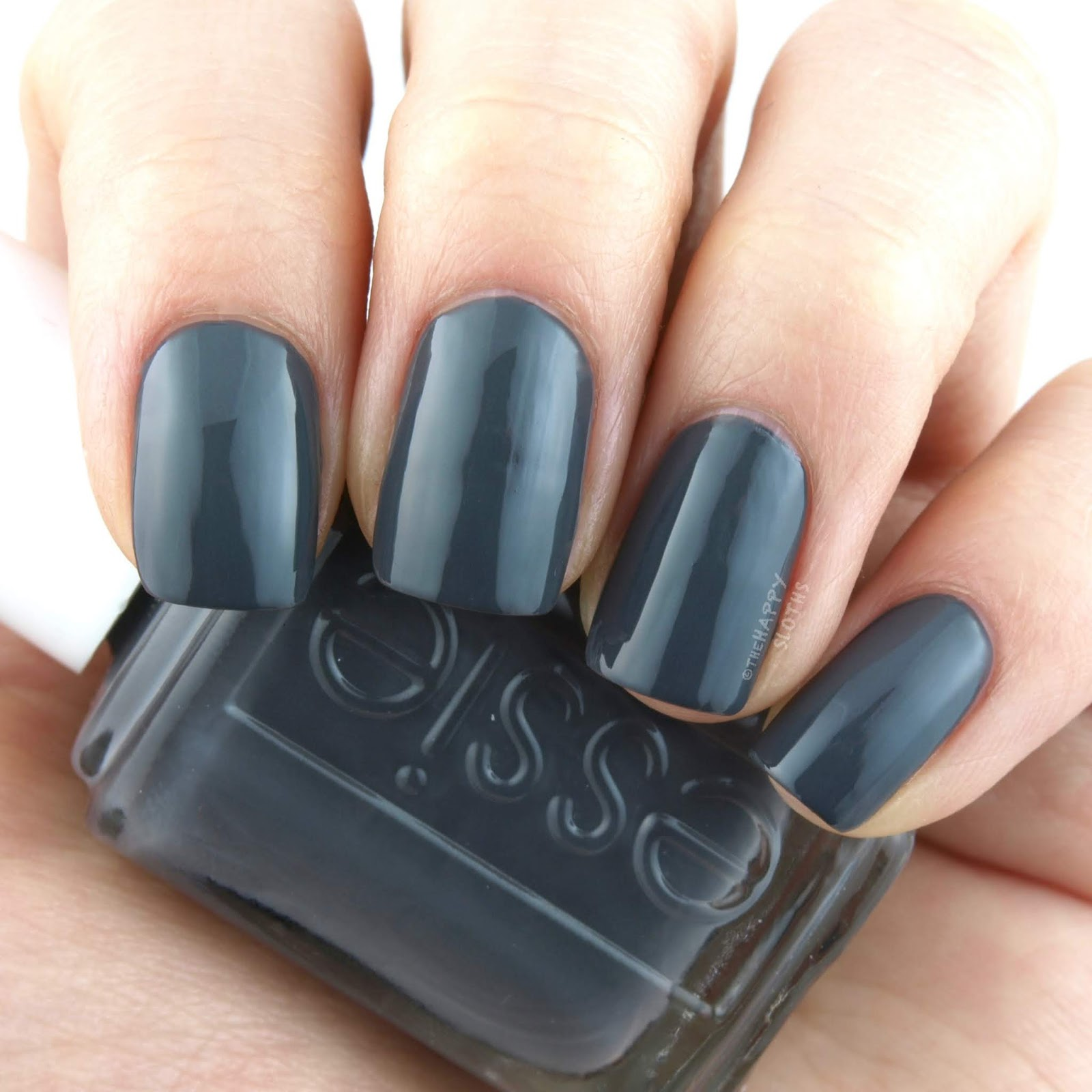Essie 2019 Serene Slate Collection | On Mute: Review and Swatches