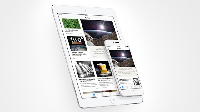 News o concorrente da Apple ao Flipboard