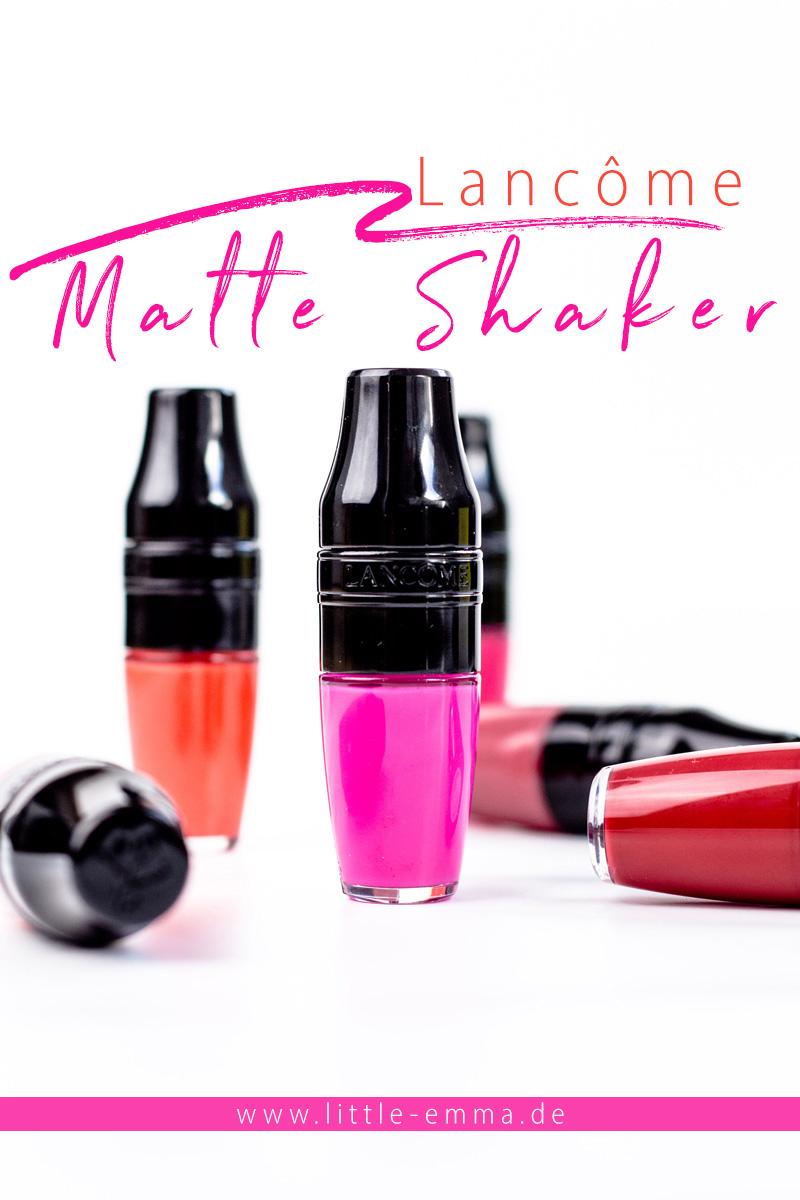 Lancôme Matte Shaker Pink Power, Yummy Pink, Kiss Me Cherie, Red'y in 5, Energy Peach, Beige Vintage, Magic Orange, Bloggerin, Beauty, Dusseldorf, Little Emma, Pinterest