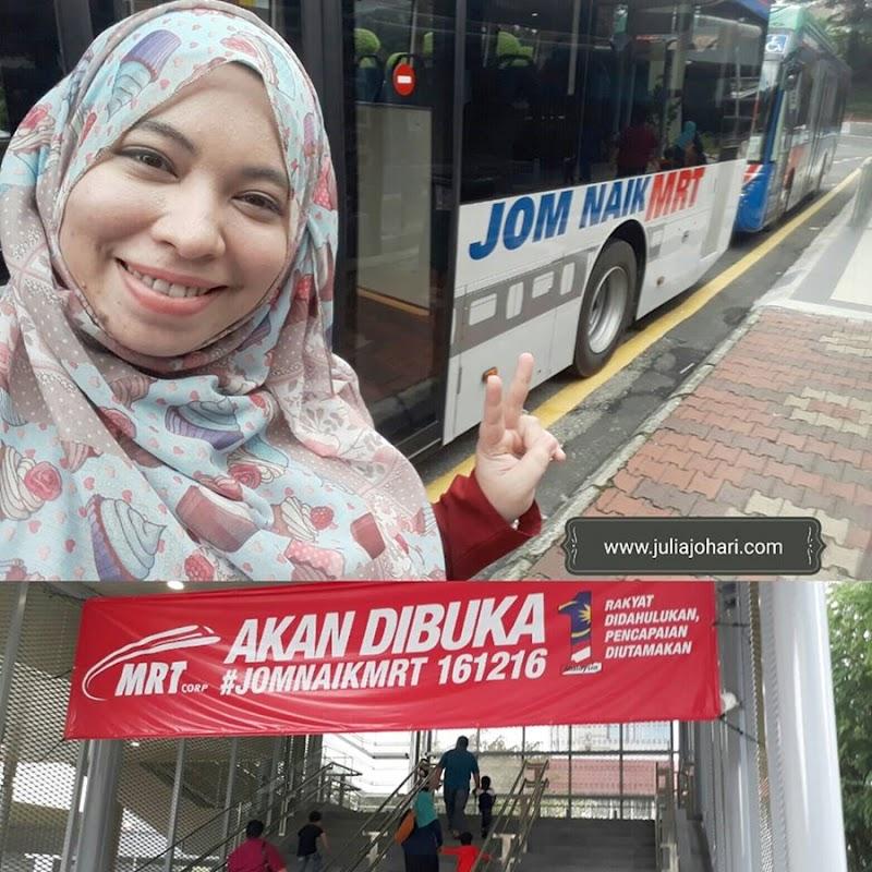 Jom Naik MRT Free Tiket !