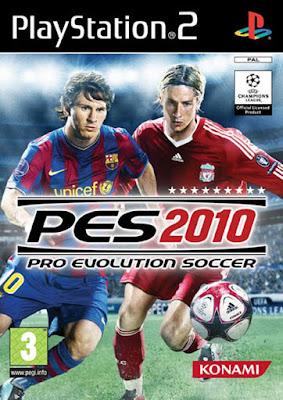 تحميل لعبة بيس download PES 2010