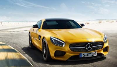 2018 Voiture neuve: 2018 Mercedes-AMG GT4 Prix et date de sortie