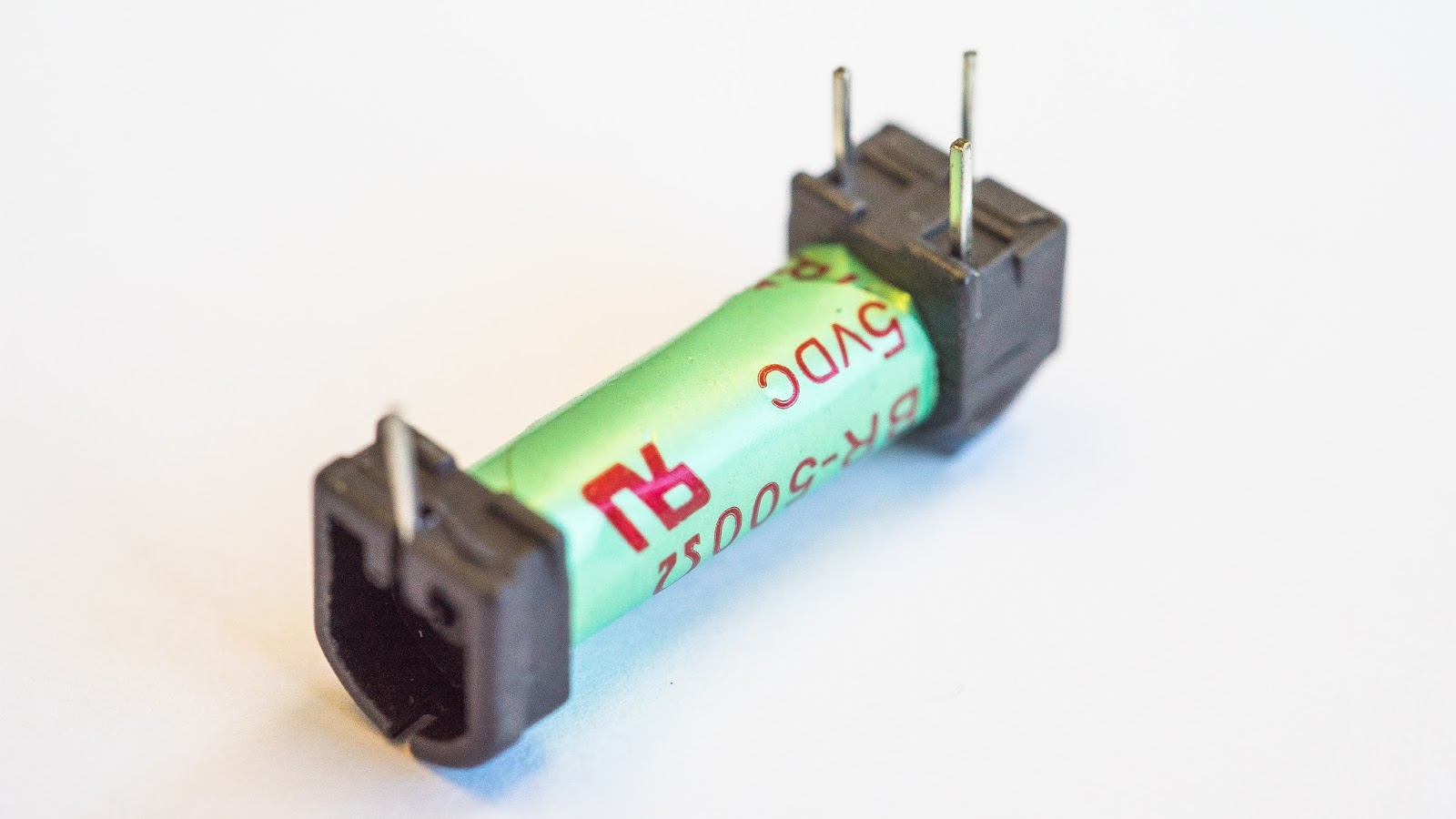 Little Scale Circuit Bending Basics Using A Relay To Simulate Tutorial Digital Pin On The Teensy Is Used Control Coil Thus Making Or Breaking