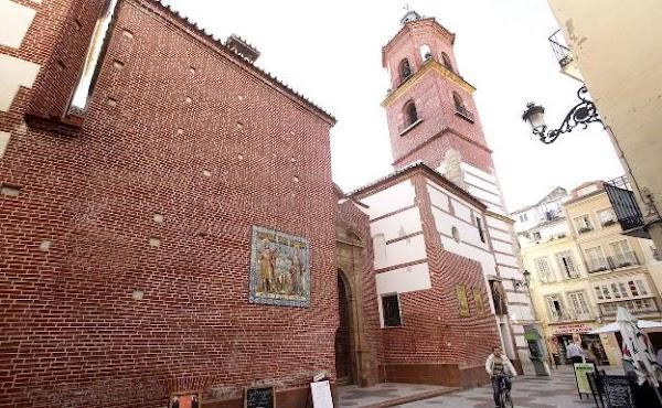 Ocho cofradías trasladarán sus imágenes por el cierre de la parroquia de los Santos Mártires de Málaga