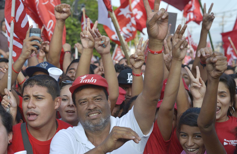FMLN, partido en quiebra