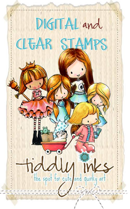 I {heart} Tiddly Inks!