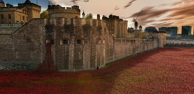 The Tower of London, England - RictasBlog