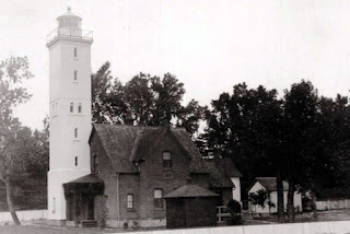 Presque Isle Lighthouse (year unknown)
