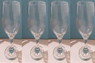 Gelas Wine, Piala, Gagang