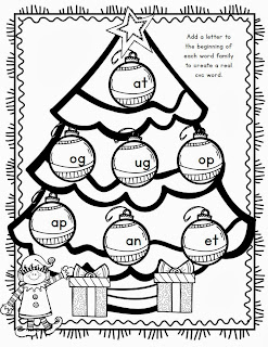 Mrs. McGinnis' Little Zizzers: Christmas Winter Projects