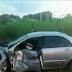 Atualizado. Colisão entre carreta e carro paralisa em cinco horas trânsito entre divisa entre Aracati-CE e Mossoró-RN